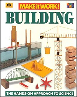 """Building"" book cover"