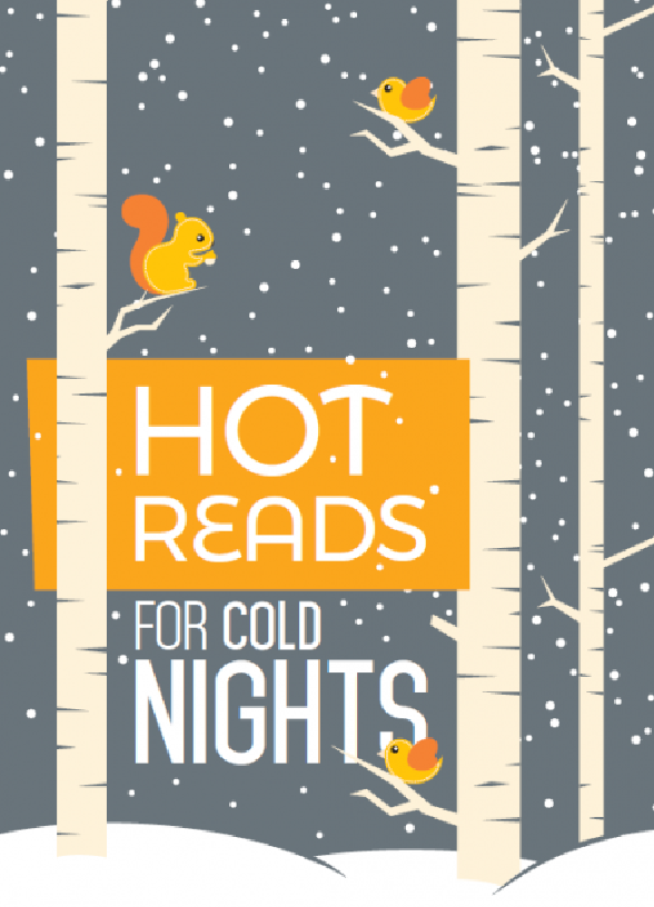 Hot Reads for Cold Nights logo
